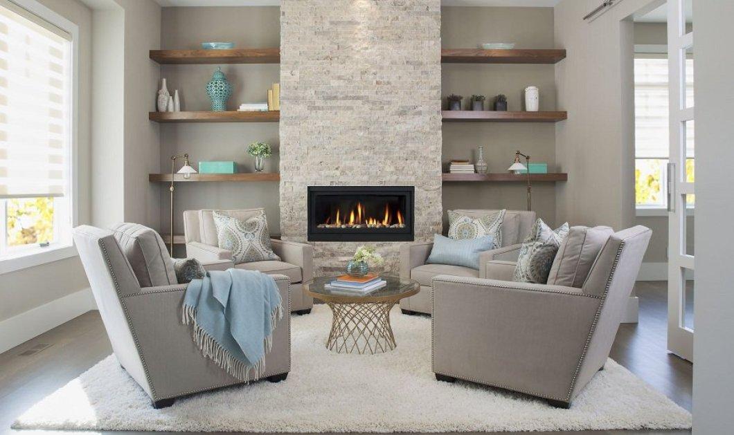Σπύρος Σούλης: 10 ιδέες για το μεγάλο σας σαλόνι που θα λατρέψετε! - Κυρίως Φωτογραφία - Gallery - Video