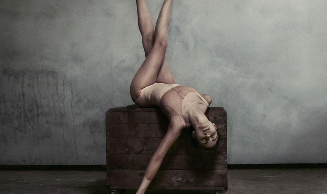 Γυμναστική και κομψότητα: Μαγικές εικόνες γεμάτες ένταση & κίνηση από την Elizaveta Porodina (ΦΩΤΟ)    - Κυρίως Φωτογραφία - Gallery - Video