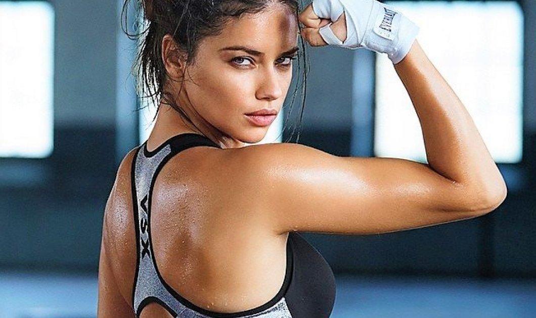 Τι γυμναστική κάνουν τα supermodel και έχουν πάντα γραμμωμένο κορμί;  - Κυρίως Φωτογραφία - Gallery - Video