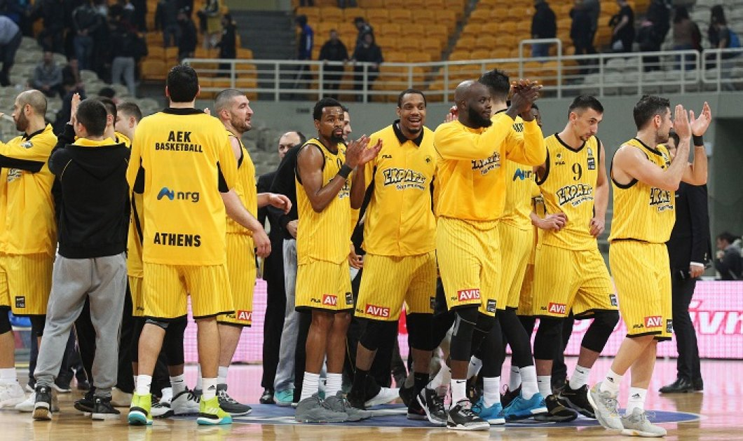 Cosmote TV: Οι εντός έδρας αγώνες της ΑΕΚ στην Stoiximan.gr Basket League αποκλειστικά στα κανάλια Cosmote Sport έως το 2021 - Κυρίως Φωτογραφία - Gallery - Video