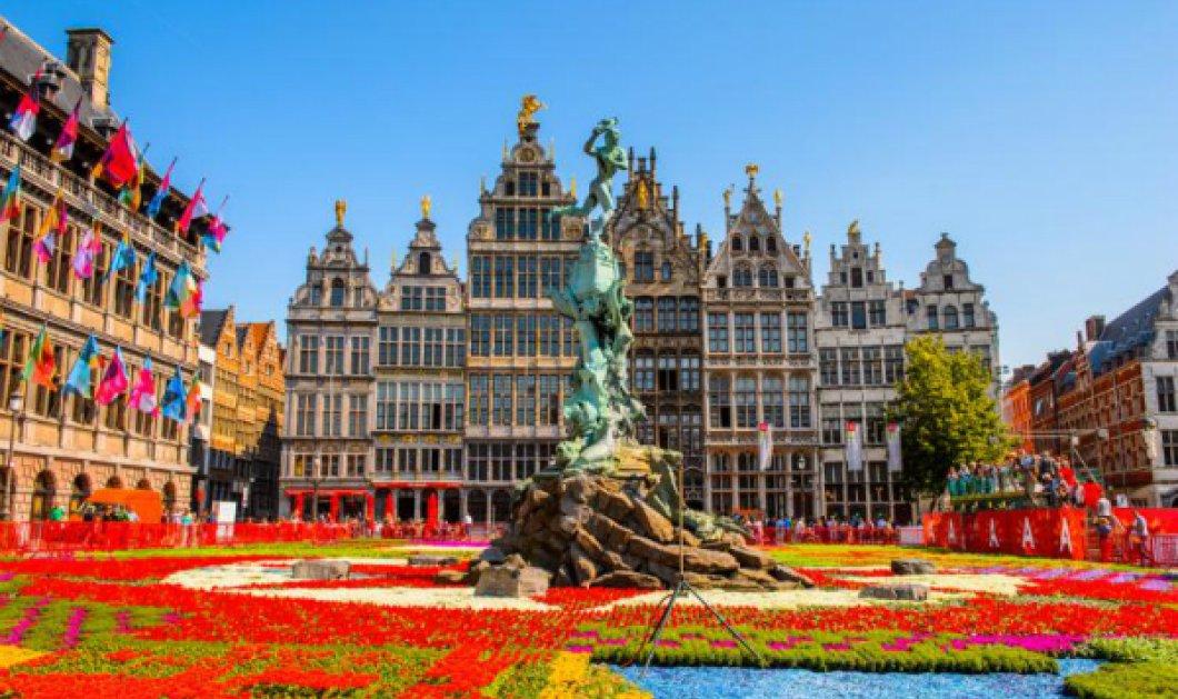 Μαγευτικό timelapse βίντεο: Ας ταξιδέψουμε μέχρι την γοητευτική πόλη του Βελγίου μέσα σε λίγα λεπτά! - Κυρίως Φωτογραφία - Gallery - Video