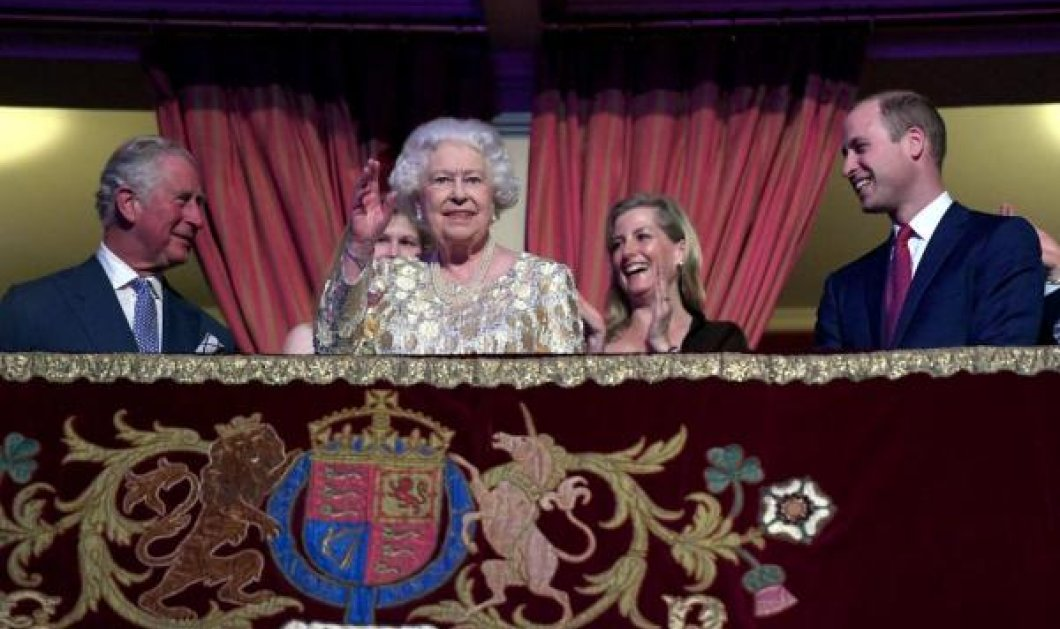 Ωραίες φωτό & βίντεο: Μεγάλα ονόματα στην σούπερ συναυλία για τα γενέθλια της βασίλισσας Ελισάβετ- Όλα όσα έγιναν επί σκηνής - Κυρίως Φωτογραφία - Gallery - Video