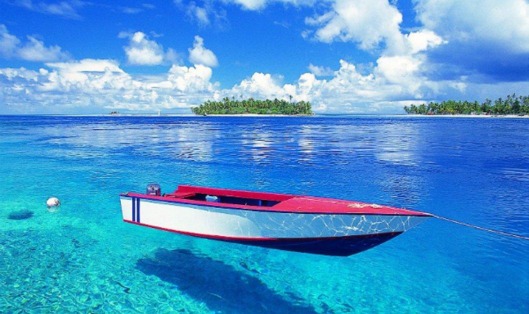 Νησί Bora bora: Ας ταξιδέψουμε για λίγο στον εξωτικό παράδεισο για πολύ ερωτευμένους (ΦΩΤΟ - ΒΙΝΤΕΟ) - Κυρίως Φωτογραφία - Gallery - Video