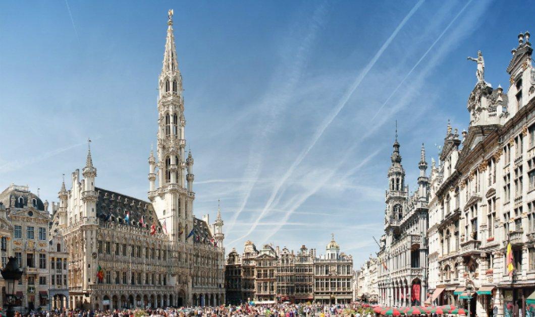 Ας γνωρίσουμε καλύτερα τις επιβλητικές Βρυξέλλες - Ένα μοναδικό timelapse που θα σας ενθουσιάσει (ΒΙΝΤΕΟ) - Κυρίως Φωτογραφία - Gallery - Video