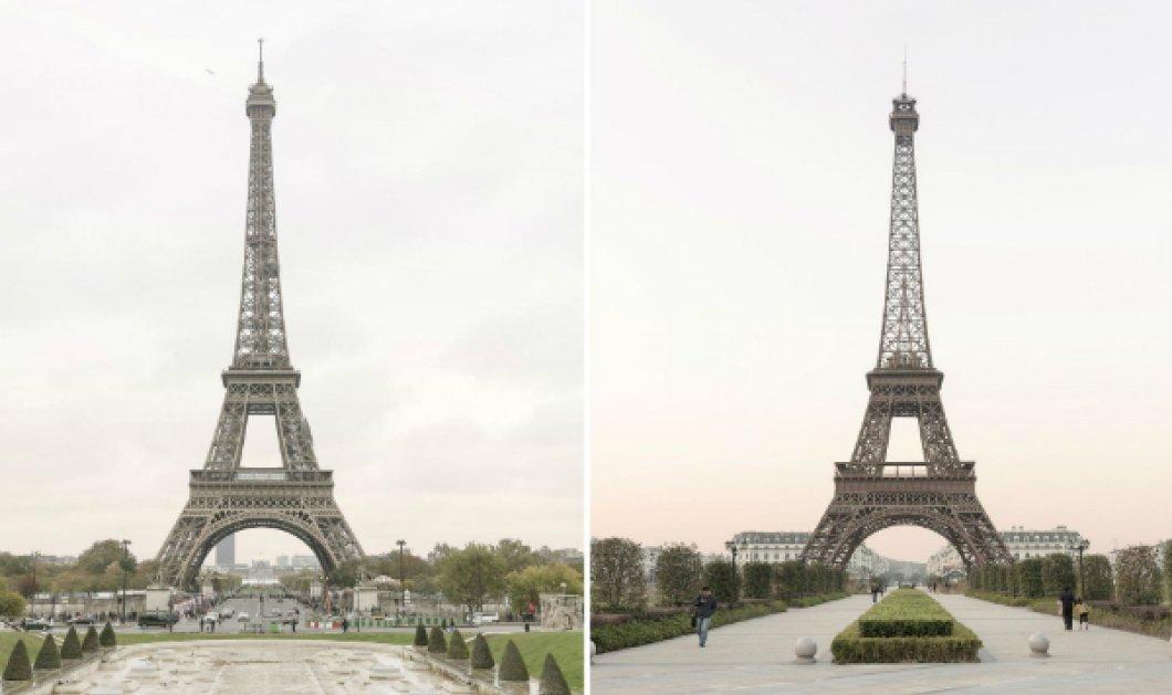 Η πόλη της Κίνας αντέγραψε το Παρίσι: Από Πύργο του Άιφελ μέχρι Αψίδα του Θριάμβου (ΦΩΤΟ) - Κυρίως Φωτογραφία - Gallery - Video