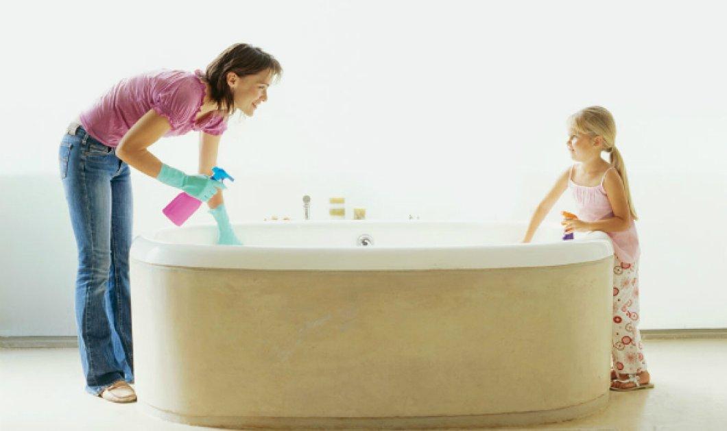 Έξυπνα tips για να καθαρίσετε το μπάνιο σας μέσα σε 15 λεπτά! - Κυρίως Φωτογραφία - Gallery - Video