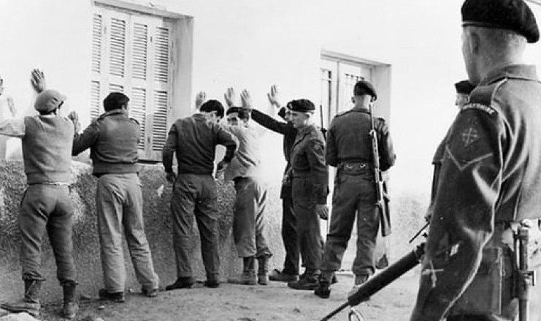 Συγκλονιστικές αποκαλύψεις: Τα βασανιστήρια των Κυπρίων αγωνιστών από Βρετανούς στρατιώτες - Κυρίως Φωτογραφία - Gallery - Video