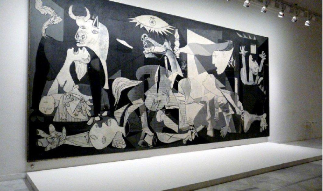 Γκέρνικα: Η ιστορία πίσω από το αριστούργημα - διαμαρτυρία του Πικάσο & η μοναδική έκθεση στο Παρίσι - Κυρίως Φωτογραφία - Gallery - Video