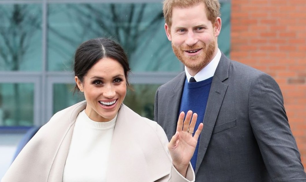 Meghan Markle: Έλαμψε με κομψό total black look σε επίσημη εμφάνιση στο πλευρό του Harry λίγες μέρες πριν τον γάμο τους! - Κυρίως Φωτογραφία - Gallery - Video