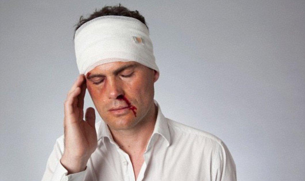 Αν χτυπήσατε στο κεφάλι ή πάθατε έστω ελαφρά διάσειση, κινδυνεύετε με αλτσχάιμερ ή άνοια - Κυρίως Φωτογραφία - Gallery - Video