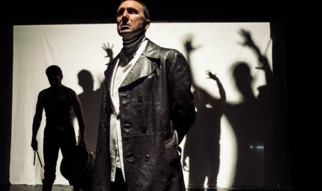 Ένα σπάνιο έργο του Σαίξπηρ, ο Ιούλιος Καίσαρ στο θέατρο Τέχνης - Ο Ρένος Χαραλαμπίδης αναμετριέται με όλους τους ρόλους - Κυρίως Φωτογραφία - Gallery - Video