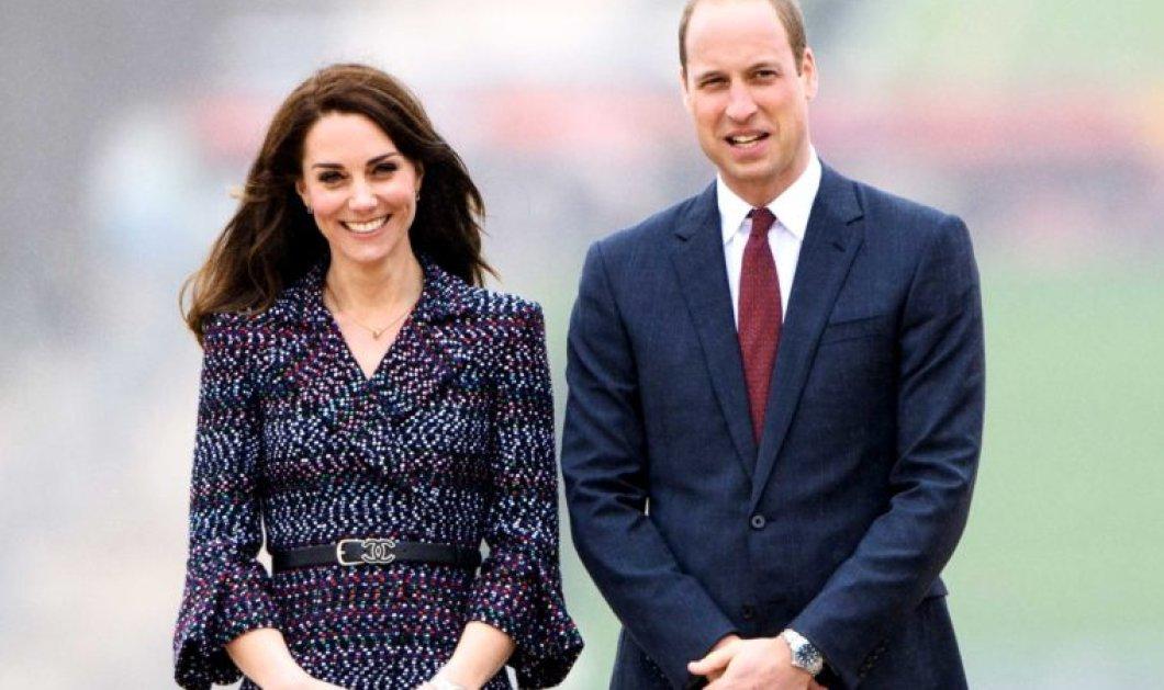 H φωτό της ημέρας: Ο πανευτυχής Πρίγκηπας Γουίλιαμ με την Κέιτ & το τρίτο τους παιδί - Κυρίως Φωτογραφία - Gallery - Video