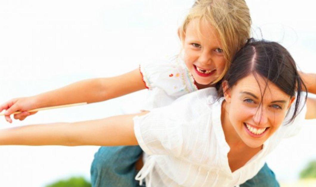 Λέτε στο παιδιά όσα θέλετε & πρέπει; Ιδού 6 πράγματα που μέχρι χθες νομίζατε για θετικά... - Κυρίως Φωτογραφία - Gallery - Video