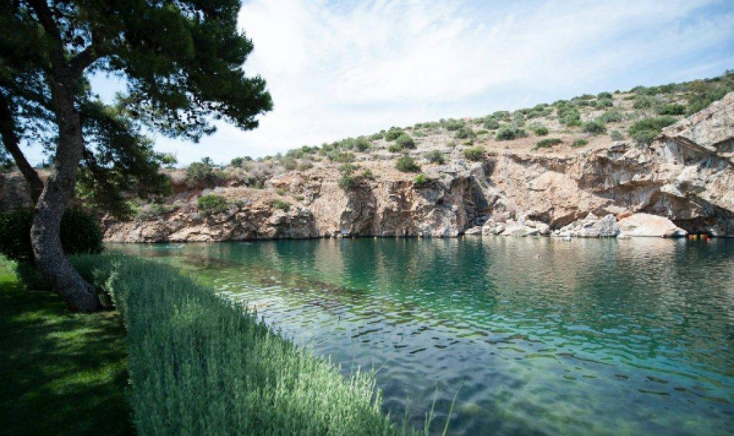 Η Λίμνη της Βουλιαγμένης στο top 10 του Forbes που πρέπει να επισκεφθεί κάποιος στην Ελλάδα - Κυρίως Φωτογραφία - Gallery - Video