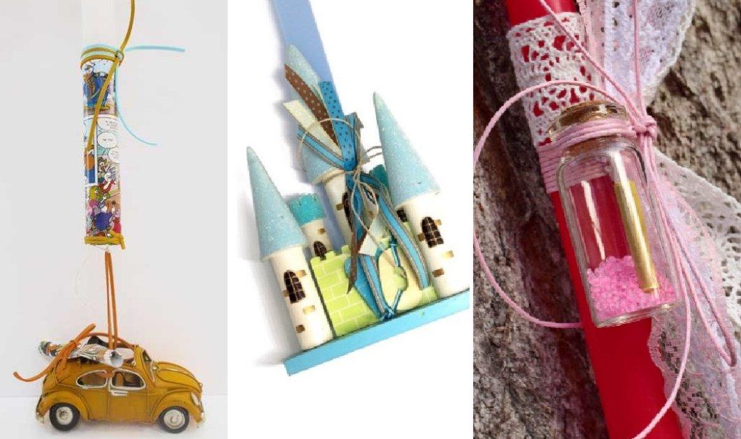 Το eirinika σας προτείνει 3 sites για να αγοράσετε όμορφες λαμπάδες σε καλές τιμές!  - Κυρίως Φωτογραφία - Gallery - Video