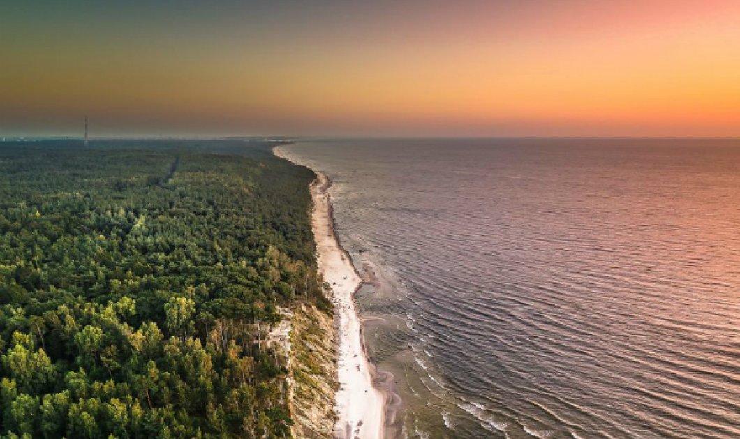 Κλικς εκθαμβωτικής ομορφιάς! Γνωρίζουμε την Λιθουανία από ψηλά & μαγευόμαστε από τα χρώματα της (ΦΩΤΟ) - Κυρίως Φωτογραφία - Gallery - Video