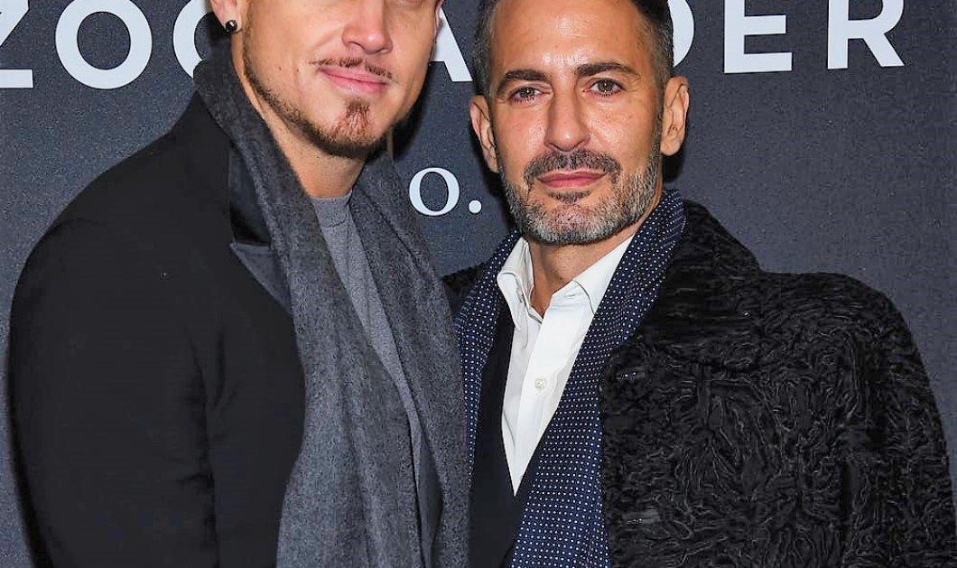 Ο Marc Jacobs πάει σε μεξικάνικο με τον αγαπημένο & δείτε βίντεο του κάνει πρόταση γάμου - Μονόπετρο! - Κυρίως Φωτογραφία - Gallery - Video