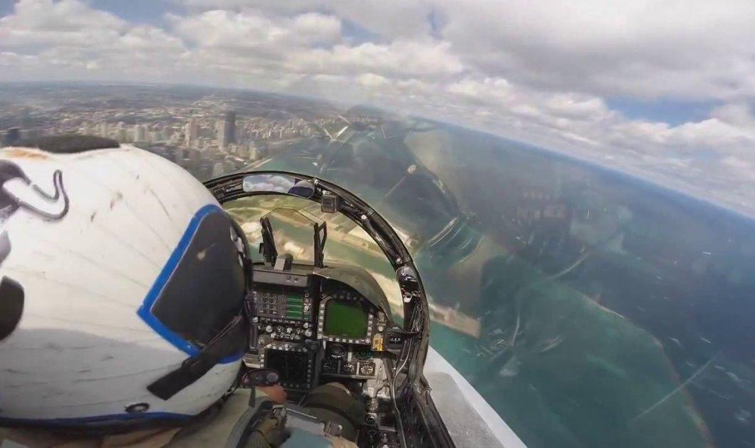 Ένα εντυπωσιακό βίντεο που εξυμνεί τη δουλειά του πιλότου μέσα σε 5 λεπτά! - Κυρίως Φωτογραφία - Gallery - Video