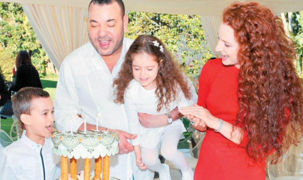 Χώρισαν ο Βασιλιάς του Μαρόκου με την ωραία επιστήμονα σύζυγο του - Έκανε επέμβαση καρδιάς κι εκείνη διακοπές; - Κυρίως Φωτογραφία - Gallery - Video