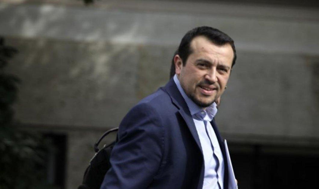 Ο Υπουργός Νίκος Παππάς μας εύχεται καλή εκτόξευση ενόψει Ανάστασης  - Κυρίως Φωτογραφία - Gallery - Video