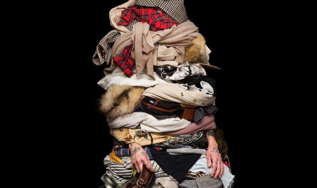 """Soft Shells"": Άνθρωποι φορούν όλα τους τα ρούχα σε ένα ιδιαίτερο φωτογραφικό project - Κυρίως Φωτογραφία - Gallery - Video"