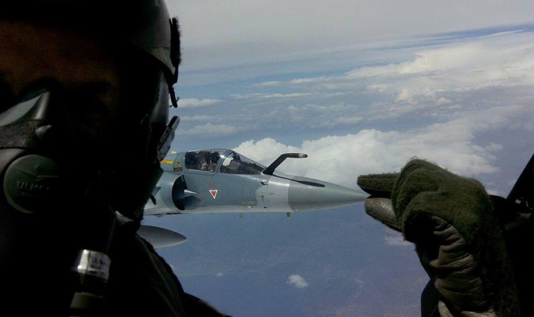 Αυτός είναι ο πιλότος του μοιραίου Mirage που έχασε τη ζωή του - Κυρίως Φωτογραφία - Gallery - Video