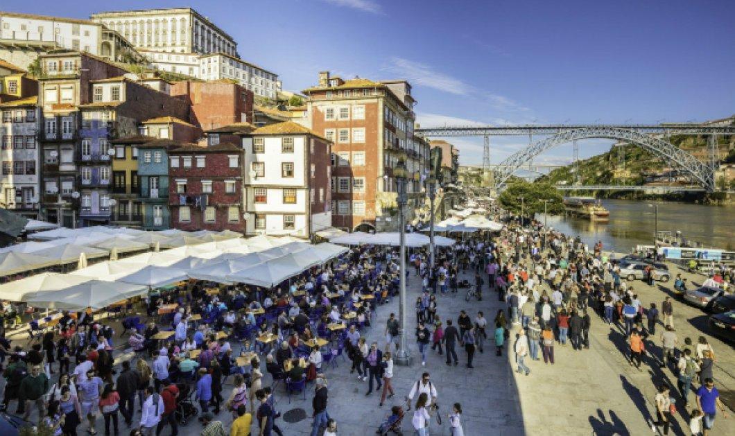 Ταξιδεύουμε μέχρι την Πορτογαλία; Μια μέρα στο γραφικό Πόρτο μέσα σε 4 μόλις λεπτά! Φύγαμε! (ΒΙΝΤΕΟ) - Κυρίως Φωτογραφία - Gallery - Video
