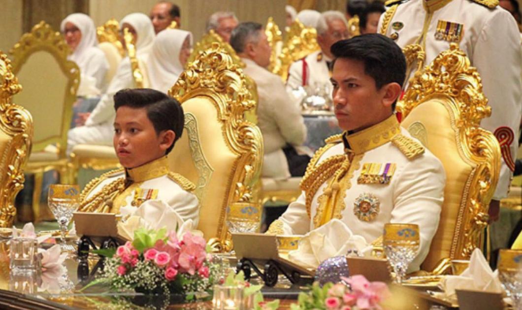Ο καλλονός δισεκατομμυριούχος Πρίγκιπας του Μπρουνέι κάνει τις καρδιές των κοριτσιών να χτυπούν δυνατά (ΦΩΤΟ) - Κυρίως Φωτογραφία - Gallery - Video