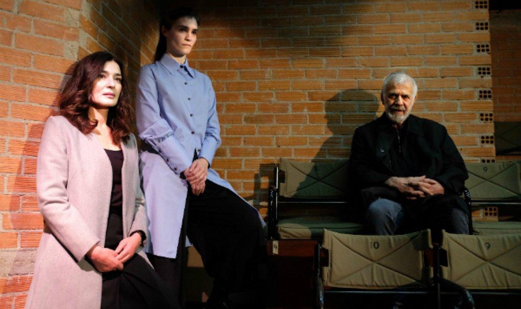 """""""Μετά την πρόβα"""" η σπουδαία & σικάτη Μαρία Ναυπλιώτου θα μας γοητεύσει ξανά - Από 18 Απριλίου στο θέατρο της Οδού Κυκλάδων - Κυρίως Φωτογραφία - Gallery - Video"""