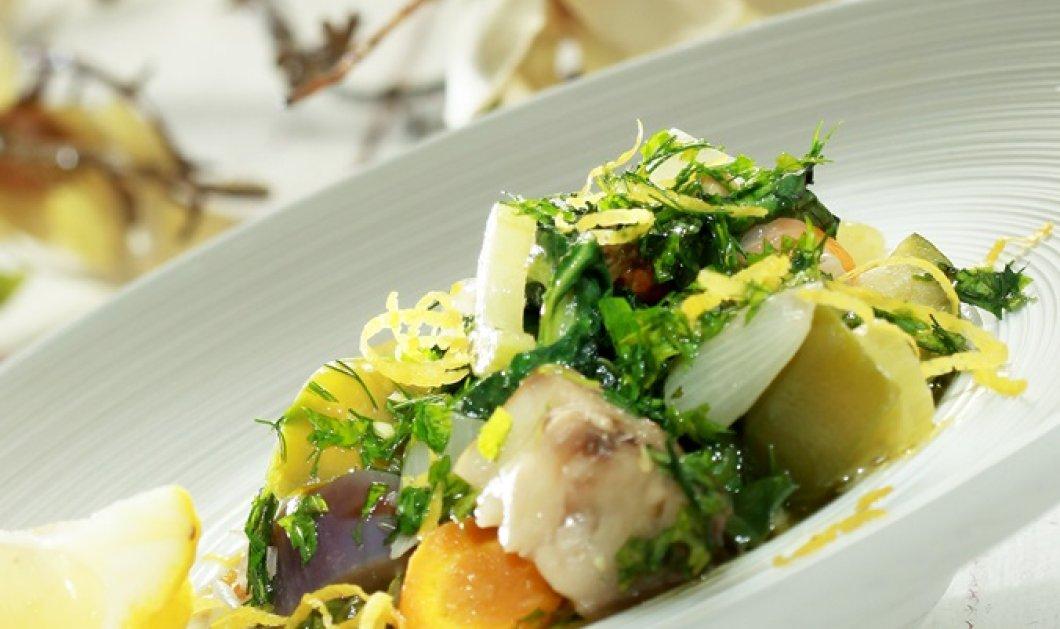 Ένα λαχταριστό φαγητό της εποχής! Η Ντίνα Νικολάου ετοιμάζει ραγού ανοιξιάτικο με άρωμα λεμονιού - Κυρίως Φωτογραφία - Gallery - Video