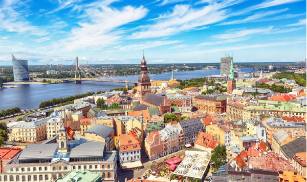 Εκπληκτικό timelapse βίντεο: Τι λέτε, ταξιδεύουμε στην πανέμορφη και γραφική Ρίγα της Λετονίας; - Κυρίως Φωτογραφία - Gallery - Video