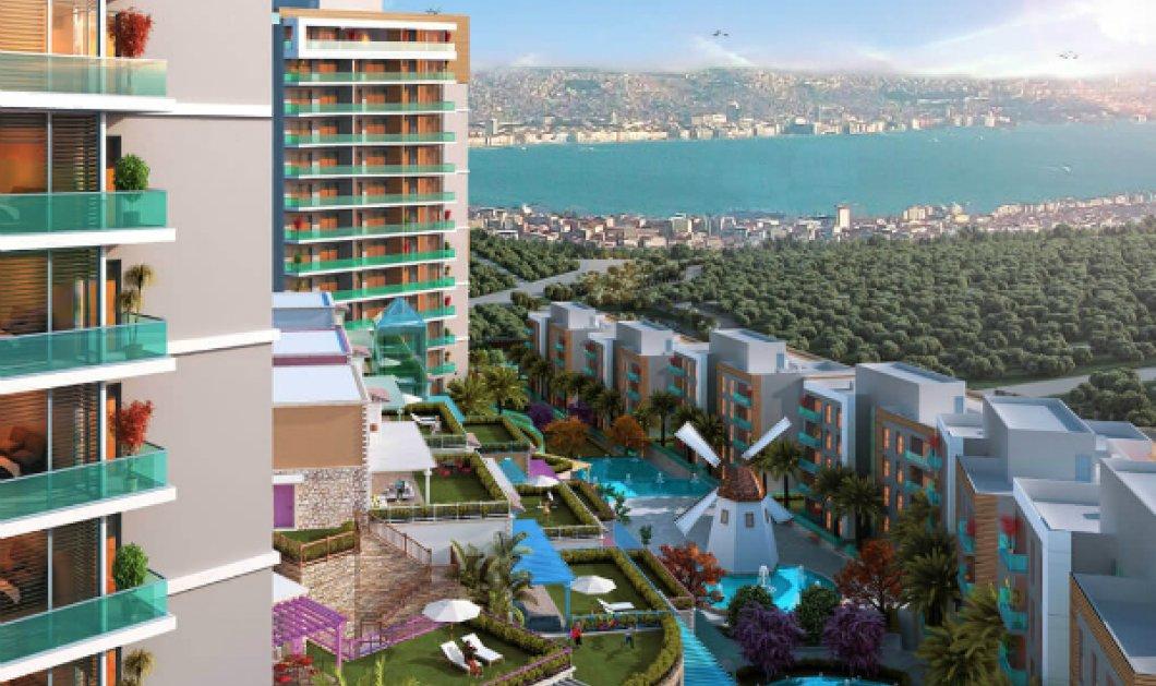 """Η Σαντορίνη είναι """"Τούρκικη"""": Χτίζουν ολόκληρη συνοικία στη Σμύρνη με το όνομα του διάσημου νησιού (ΦΩΤΟ) - Κυρίως Φωτογραφία - Gallery - Video"""