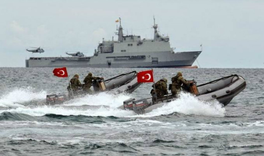 Νέο επεισόδιο στο Αιγαίο: Τουρκική πρόκληση με επικίνδυνους ελιγμούς από σκάφος κοντά στη Χίο - Κυρίως Φωτογραφία - Gallery - Video