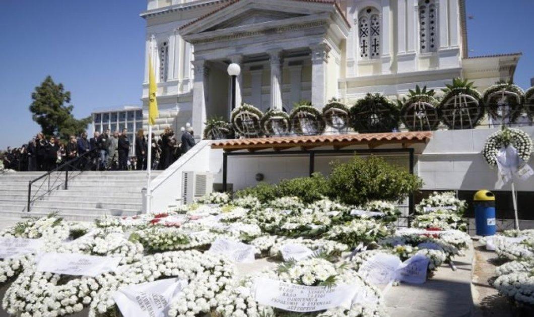 """Το τελευταίο """"αντίο"""" στον Στέλιο Σκλαβενίτη- Θλίψη & οδύνη για τον 53χρονο επιχειρηματία  - Κυρίως Φωτογραφία - Gallery - Video"""