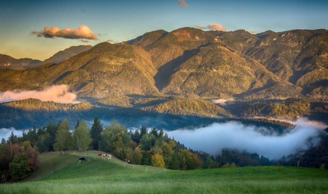 Ξεκινάμε την εβδομάδα με μια... απόδραση στην Σλοβενία; Μια πολύχρωμη & γεμάτη φύση χώρα που ίσως δεν ξέρουμε (ΦΩΤΟ) - Κυρίως Φωτογραφία - Gallery - Video