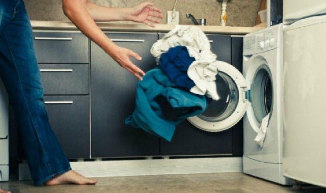 Ο Σπύρος Σούλης συμβουλεύει: Έτσι θα απολυμάνετε γρήγορα το πλυντήριό σας & θα έχετε πάντα καθαρά ρούχα! - Κυρίως Φωτογραφία - Gallery - Video