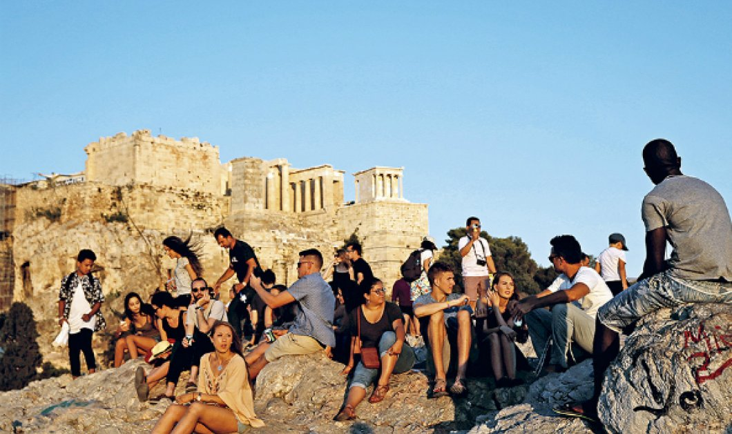 Ποια μέρη & ποια αξιοθέατα προτιμούν οι Αμερικανοί τουρίστες στην Ελλάδα - Κυρίως Φωτογραφία - Gallery - Video