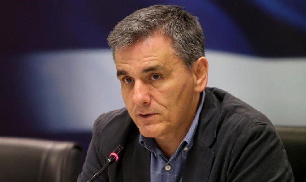 Ευκλείδης Τσακαλώτος: Μπαράζ συναντήσεων με τους επικεφαλής του ΔΝΤ & των θεσμών στο περιθώριο της Εαρινής Συνόδου - Κυρίως Φωτογραφία - Gallery - Video