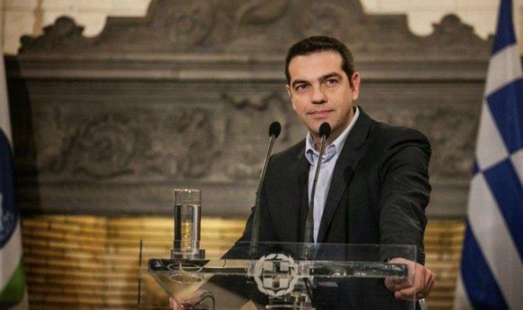 """Ο Αλέξης Τσίπρας στέλνει μήνυμα στους Έλληνες στρατιωτικούς: """"Άγγελε και Δημήτρη απαιτούμε το τέλος του Γολγοθά σας"""" - Κυρίως Φωτογραφία - Gallery - Video"""