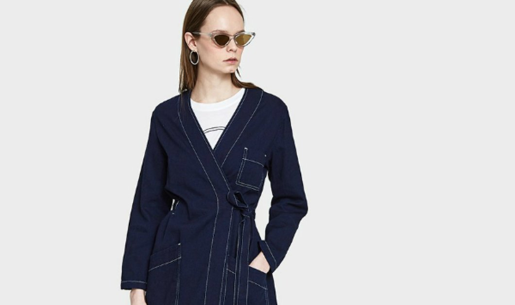 H top ιστοσελίδα μόδας επιλέγει 24 νέα τζιν & ντενίμ σύνολα που θα λατρέψουμε φέτος (ΦΩΤΟ) - Κυρίως Φωτογραφία - Gallery - Video
