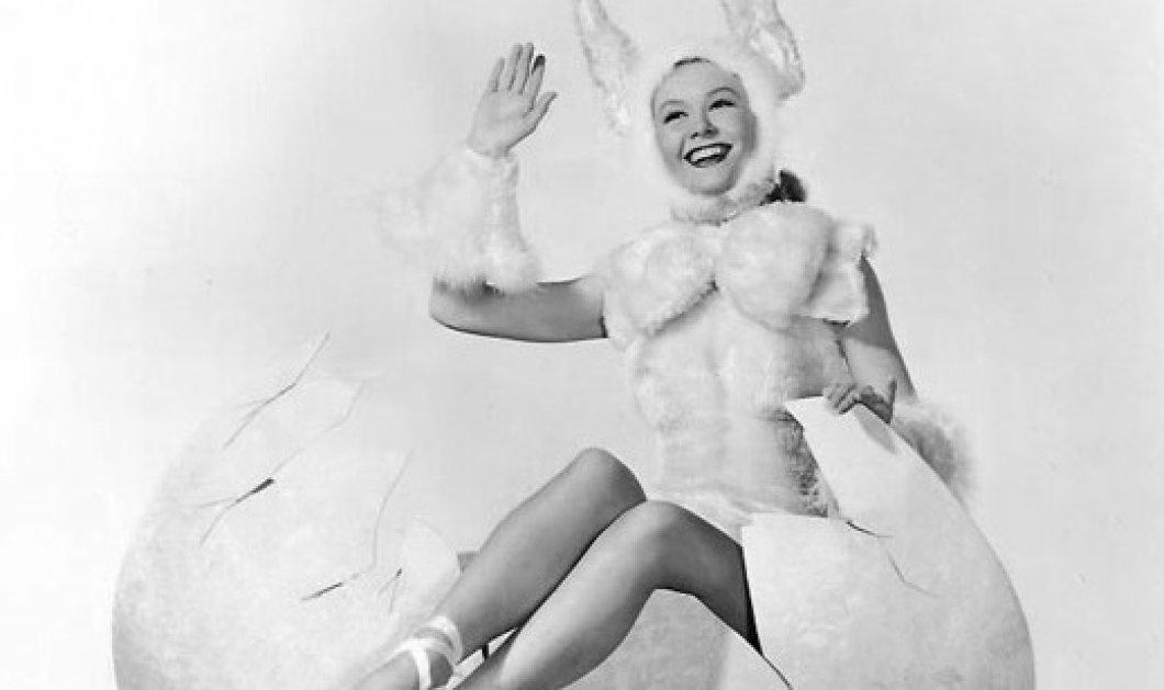 Vintage- Πάσχα στο Hollywood: Σέξι κουνελάκια & πανέμορφες pin up εποχής γιορτάζουν με old glamour! (ΦΩΤΟ) - Κυρίως Φωτογραφία - Gallery - Video