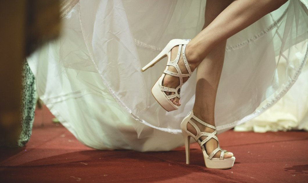 4 βασικά tips για τα νυφικά σας παπούτσια - Κυρίως Φωτογραφία - Gallery - Video