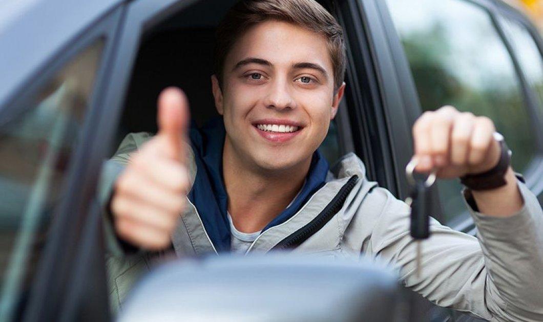 Δίπλωμα οδήγησης: Αλλαγές στις εξετάσεις- Από τα 17 στο τιμόνι υπό προϋποθέσεις - Κυρίως Φωτογραφία - Gallery - Video