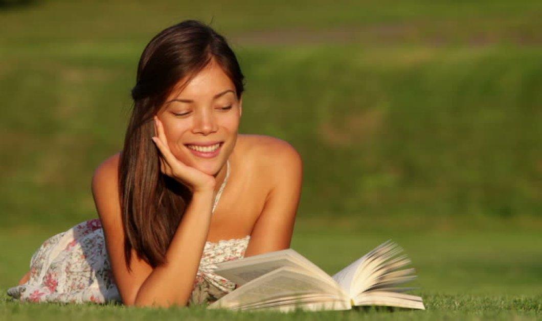 5 τρόποι για να ανανεώσουμε τη σχέση μας με το βιβλίο! - Κυρίως Φωτογραφία - Gallery - Video