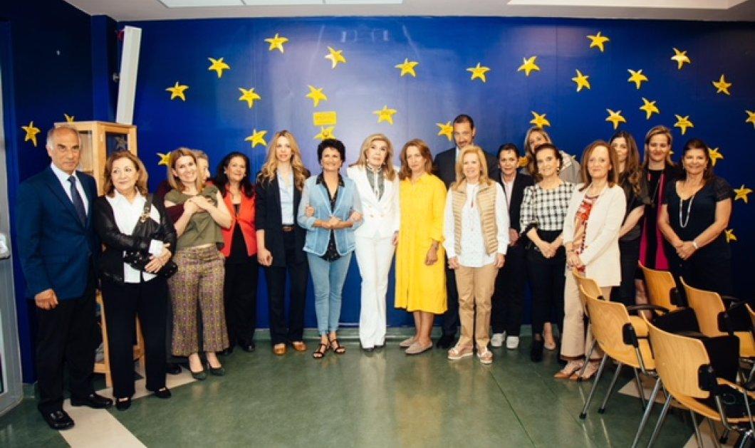 """Η Άλκηστις Πρωτοψάλτη ανακηρύσσεται """"Καλλιτέχνης για την Ελπίδα 2018-2020"""" - Κυρίως Φωτογραφία - Gallery - Video"""