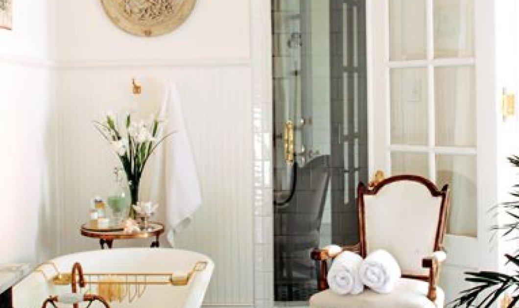 30 εξαιρετικές ιδέες για το μπάνιο σας που θα σας κάνουν να τις ζηλέψετε! (φωτό)   - Κυρίως Φωτογραφία - Gallery - Video