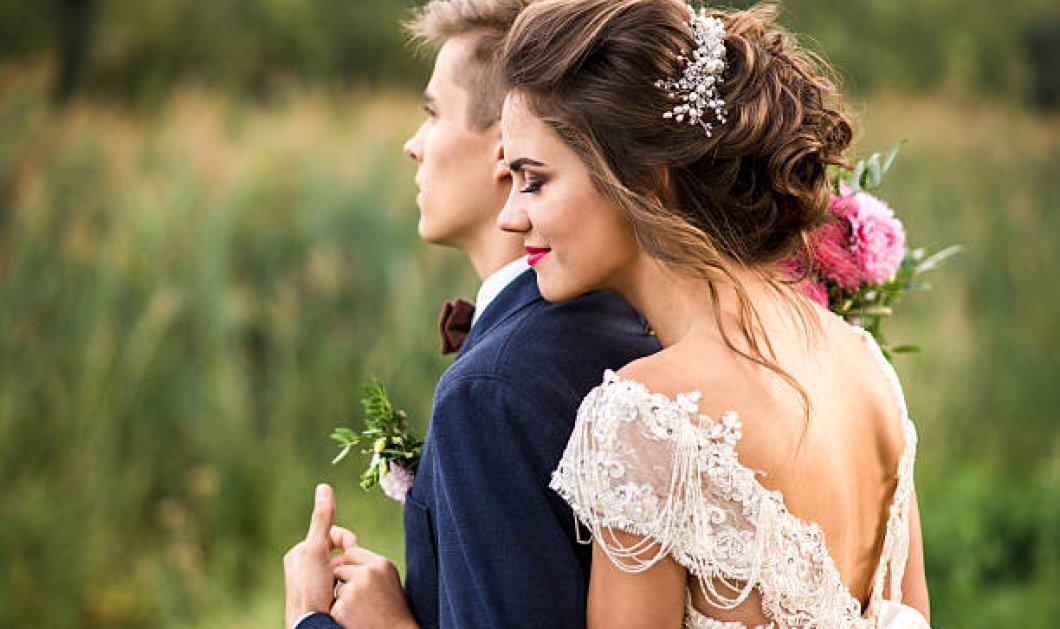 Τι κάνει μια νύφη τις τελευταίες 5 ώρες πριν το γάμο; - Κυρίως Φωτογραφία - Gallery - Video