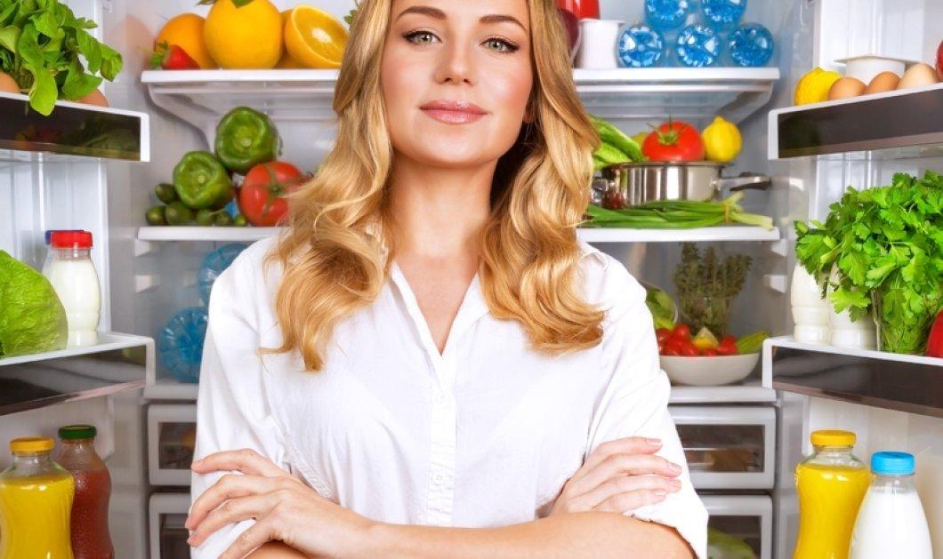 Η απλή λύση για να κρατήσετε φρέσκα τα λαχανικά στο ψυγείο! - Κυρίως Φωτογραφία - Gallery - Video