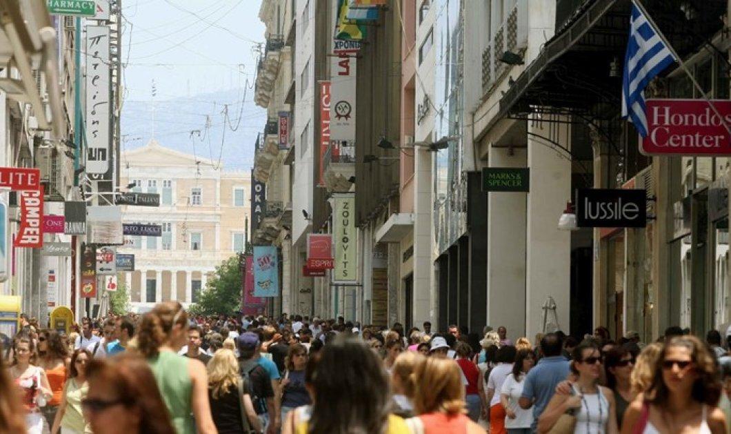 Αγίου Πνεύματος: Σε όλο το Δημόσιο επίσημη αργία- Πως λειτουργούν τα μαγαζιά - Κυρίως Φωτογραφία - Gallery - Video
