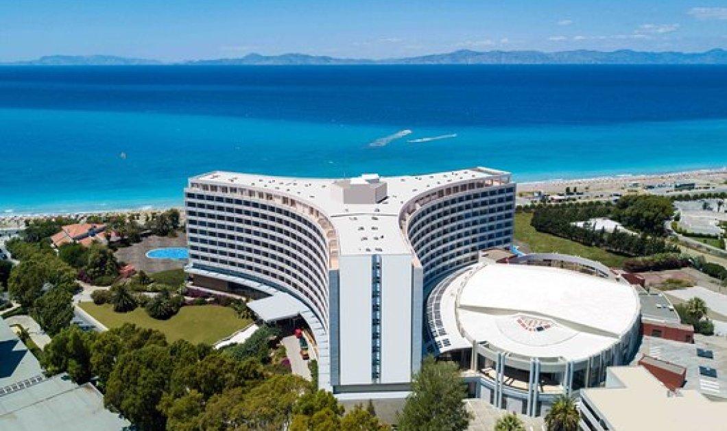 Ανοίγει το Akti Imperial Deluxe Resort and Spa : Σε νέα χέρια με 55 εκ επένδυση το πρώην Καψή - Κυρίως Φωτογραφία - Gallery - Video